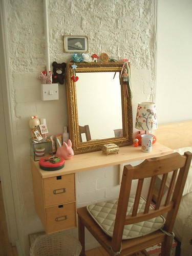 Diy Dressing Table Good Old Bradd Rigged Me Up This