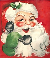 Vintage Santa Claus Calls All Good Children | by contrarymary