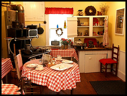 Granny\'s Kitchen | Taken at a restored Farmhouse | Beverly Slone ...