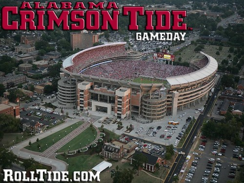 Alabama Crimson Tide Bryant Denny Stadium Wallpaper | by the_lots_of_friends_u_didnt_have