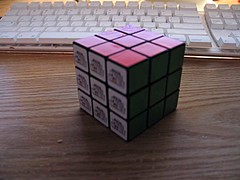 Capcom Puzzle World Rubiks Cube | by meancode