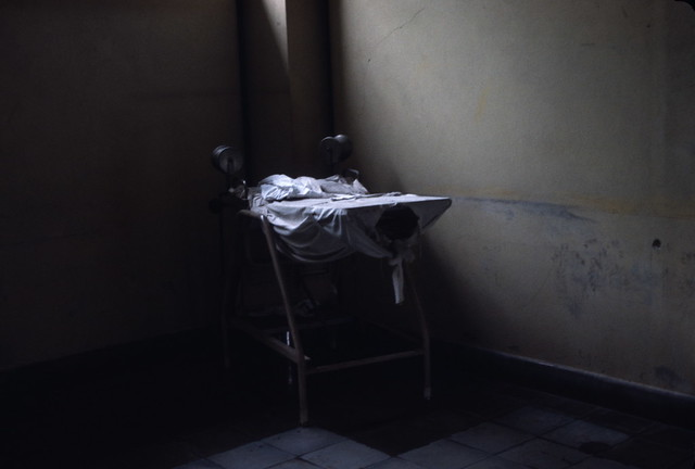 Morgue, San Salvador, 82 | by Marcelo  Montecino
