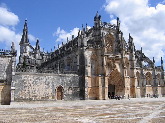 Mosteiro de santa maria da vit ria monastery of st mary for 11 marine terrace santa monica