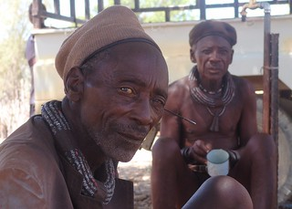 Himba elders - two | by CharlesFred