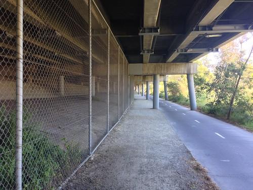 Capital City Trail under CityLink