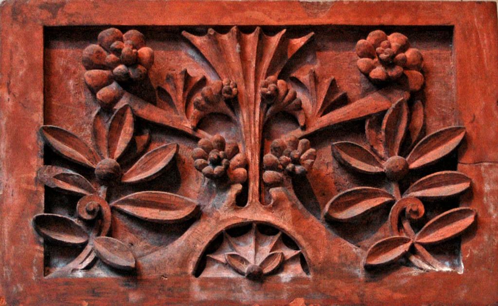 Terra Cotta Block : Sullivan aic terra cotta ornamental block