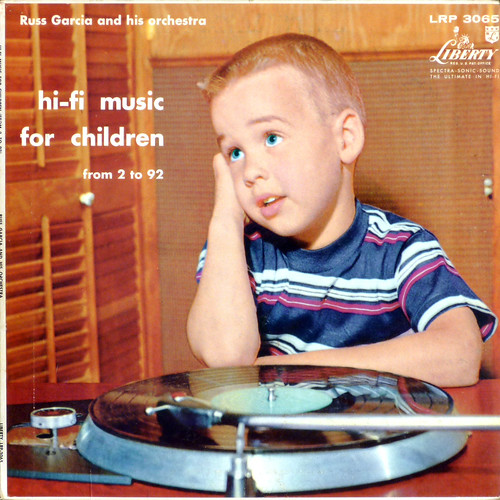 Hi-Fi Music for Children | by epiclectic