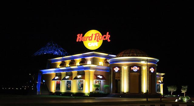 The Hard Rock Cafe Kuwait