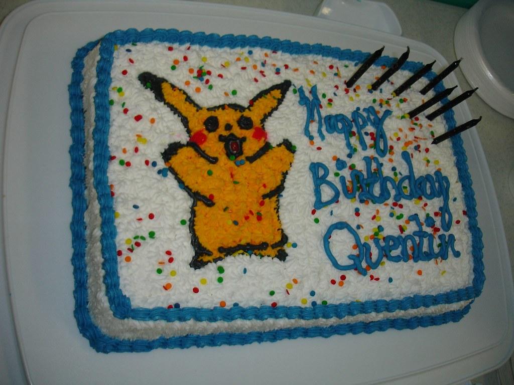 Pikachu Cake Pan Baking