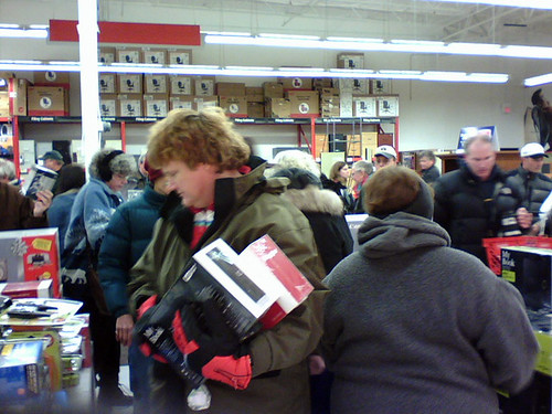 staples black friday | by crd!
