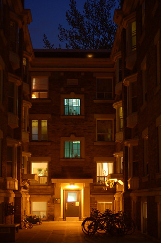 Parkdale Courtyard. | by avp17