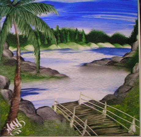 Pintura em azulejo pinturas em azulejos interessados - Pintura para pintar azulejos ...