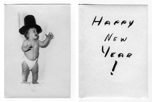 Happy New Year card | by Joey Harrison