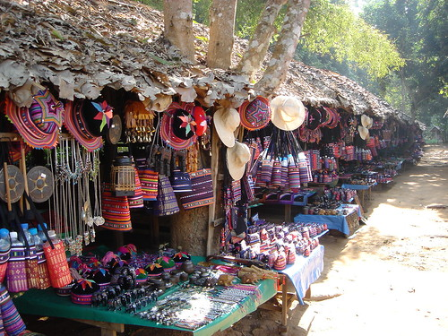 Lisu tribe handcrafts | by keivi