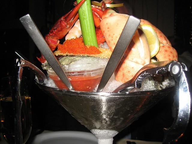 ... Seafood Martini | Maine lobster, stone crabs, jumb… | Flickr