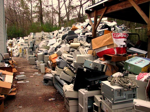 e-Waste | by curtis palmer