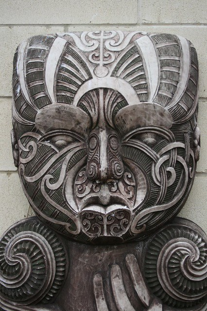 Maori carving traditional stone hamilton