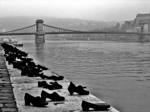 shoah remembered (budapest) II | by _tonidelong