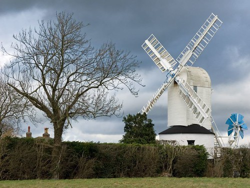 Saxtead Green Post Mill | by scuba_dooba