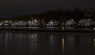 Boathouse Row | by leesure