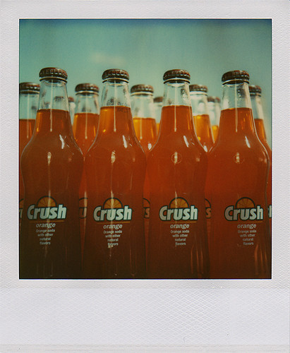 I Have an (Orange) Crush on You | by tubes.
