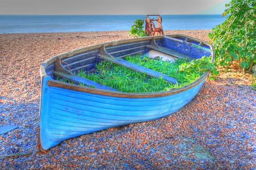 HDR Fishing Boat | by cloudzilla