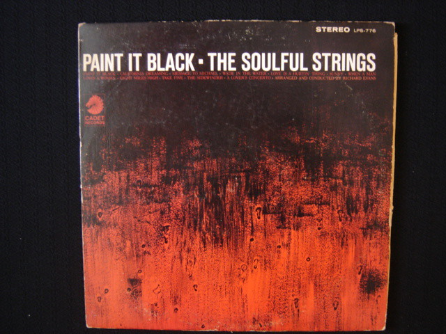 Soulful Strings Paint It Black