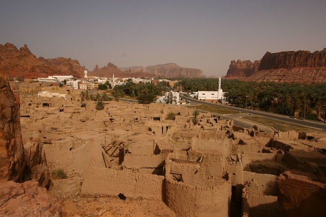 Al Ula Saudi Arabia  city photos : saudi arabia old al ula | Old Al Ula is a rare example of an ...