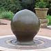 Fountain in Sydney Botanical Gardens