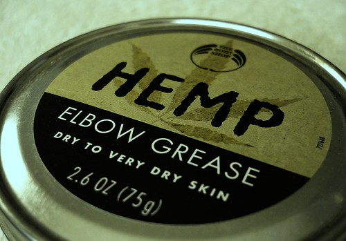 Hemp Elbow Grease | by alternatePhotography