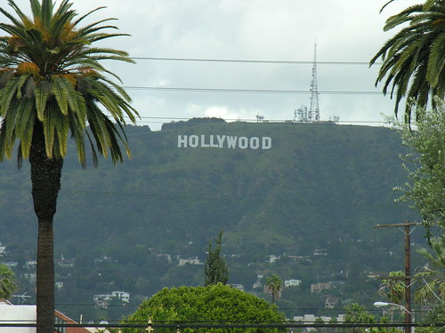 Hollywood Sign | by Fat Elvis Records