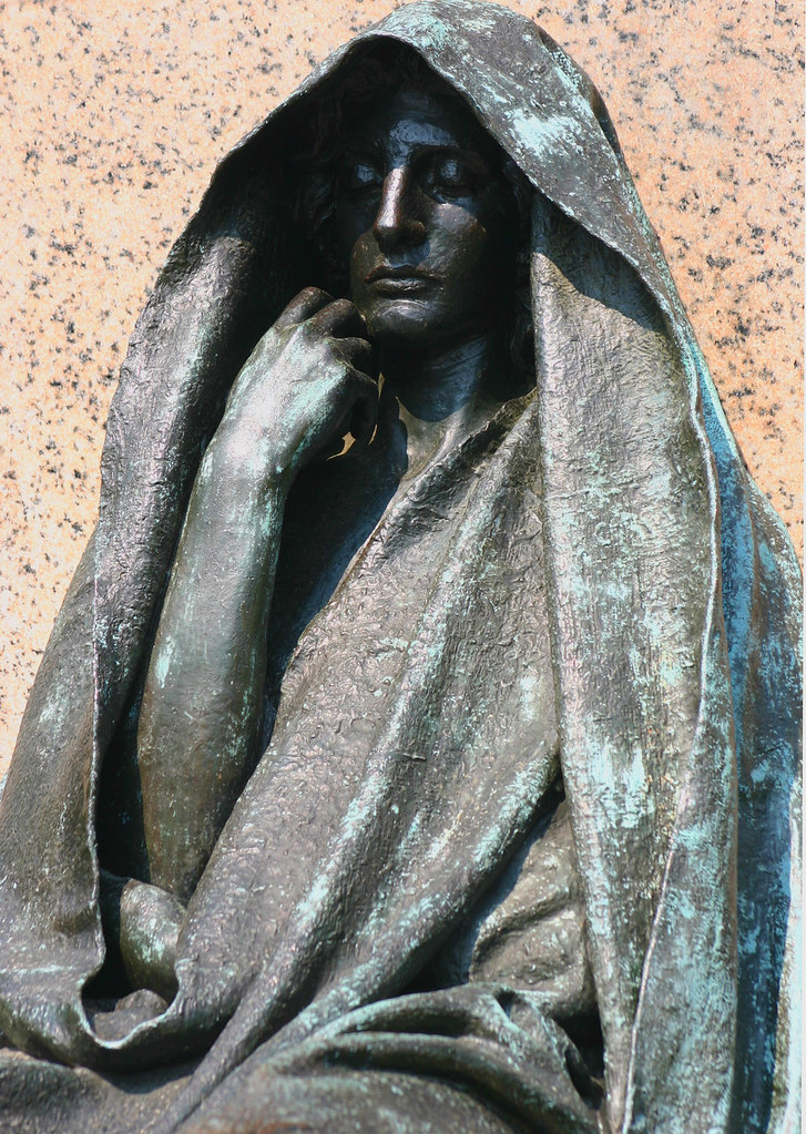 Adams Memorial by Augu...