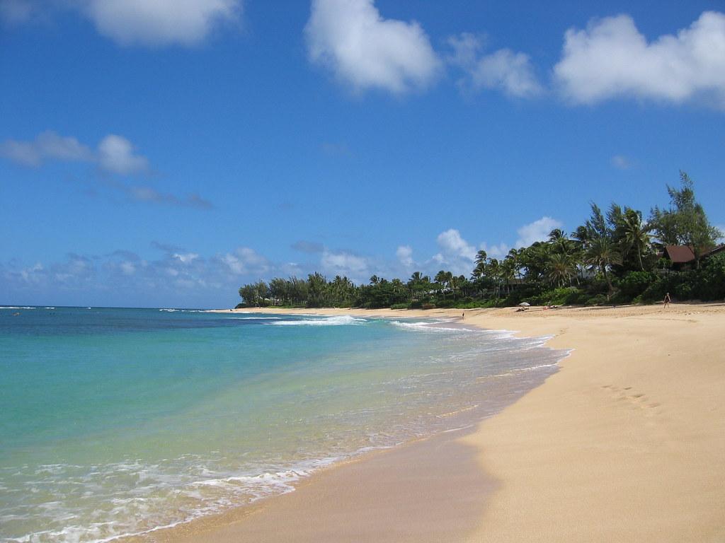 Oahu North Shore Beach Camera