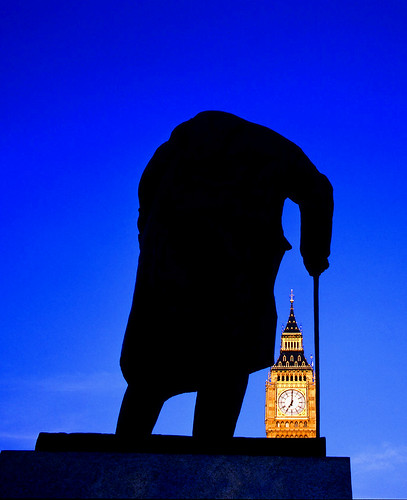 Churchill Statue London | by davidharding