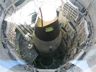Titan II Nuclear Missile in Silo | by liamr