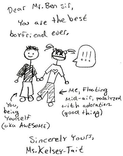 Love Proposal Letter For Boy
