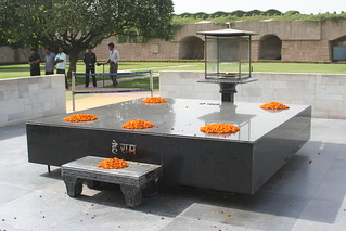 Gandhi's Tomb | by schauba