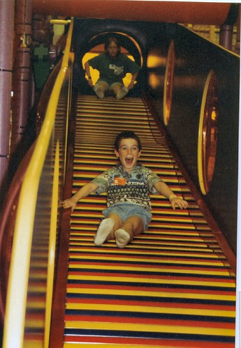 Sacha at Discovery Zone 1996 | by bfraz
