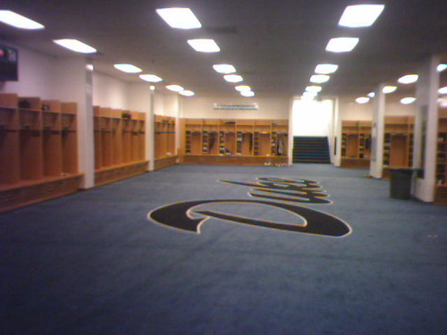duke u football locker room sean madden flickr