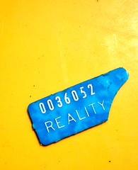 reality tag | by Scoobymoo