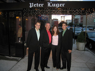 Family Outside Peter Luger | by The Amateur Gourmet