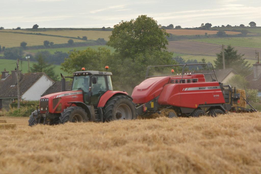 massey ferguson 8460 tractor with a massey ferguson 2170 c flickr rh flickr com 2170 Cell Kodak 2170 Driver