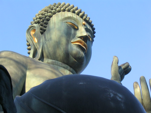 Buddha from Below | by rumpleteaser