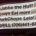 Jabba Says