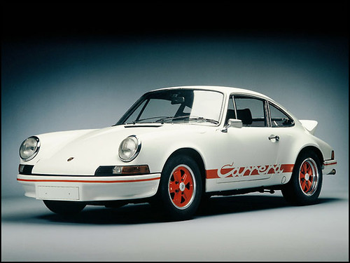 72 Porsche 911 Carrera RS | The ultimate early 911. | Flickr
