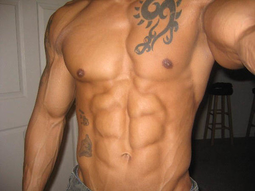 How to get a ripped chest fast