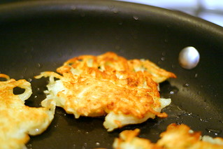 potato latkes | by smitten kitchen