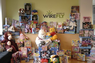 Wirefly donations to Toys for Tots | by Wirefly
