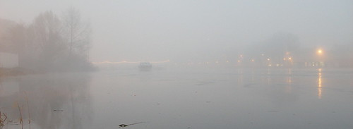 Athlone in the Mist | by Niall McAuley