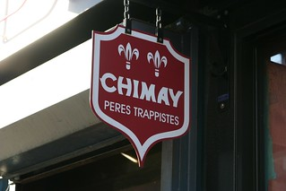 CHIMAY sign at Dive Bar | by benzamg